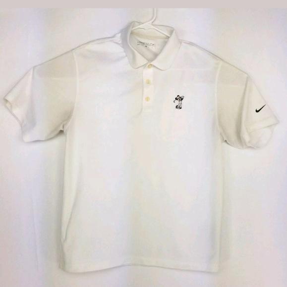 50388178 Nike Disney Mens Medium Mickey Mouse Polo Shirt. M_5bf620ee8ad2f998caa2e364